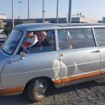 Da Paolo rarissima 600 Savio utilizzata nei reparti Fiat. prodotta in 7 esemplari solo 2 sopravvissuti.