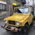 Daihatsu Taft F10 1000 1978