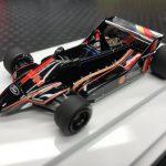 Davide Negretti DN Racing ci presenta la sua ultima creazione, Kaushen WK1 Ford G.Brancatelli test 1979 su base CP Model scala 1:43
