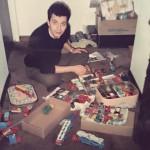 Decenni che cerco collezioni di modellini, che gioia aprire gli scatoloni dopo!