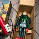 Dux Astroman Elettro Robot