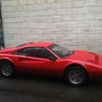 In visita da Tiny Cars una splendida Ferrari 308 GTB Q.V.