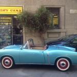 Fiat 1100 TV Spyder 1953