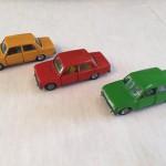 Fiat 124 Mercury? No, Lada e Murat, veri pezzi rari!