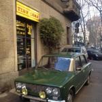 Fiat 124 S 1969