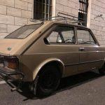 Fiat 127 Rustica 1980