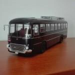 Fiat 306 Bus Scuola Allievi CC anni 60-70 Modellino modificato su base edicola dal Modellista Vincenzo Minardi