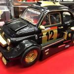 Fiat 500 elaborata scala 1:24