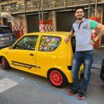 Fiat 600 Sporting 2002 di Daniele del Club Cento Lovers