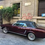 Ford Mustang 289 V8 1964
