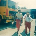 Foto di Ayrton Senna che ci regala l'amico Marco!