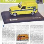 """Furgoni Magazine – n° 24 – Maggio 2014 – Citato Tiny Cars nell'articolo """"Dalle edicole di TUTTO il MONDO"""" pag. 56 - Furgoni da collezione"""