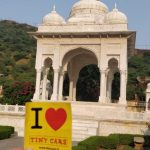 Giada, amica di Tiny Cars, da Japur (India)