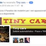 Gian Terdo ha recensito Tiny cars con 5 stelle