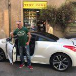 Giuseppe ci presenta la sua nuova Peugeot RCZ!