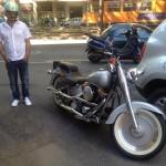 Harley Davidson Fat Boy 1990 e Massimo