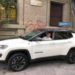 Il giornalista Luca Di Grazia ci porta a vedere la Jeep Compass Trail Rated in prova!