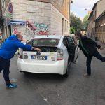 Il nuovo Tiny Taxi di Stefano! Chiedete di Oslo 5!!!