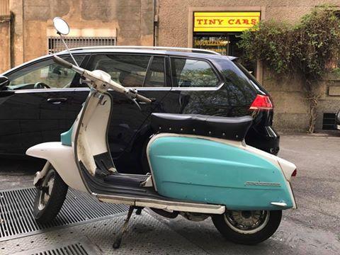 Innocenti Lambretta LI 150 1961