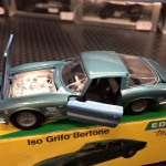 Iso Grifo Bertone Edil Toys scala 1:43