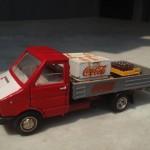 """Iveco Daily """"coca Cola"""" elaborazione Simonelli su base Old Cars"""