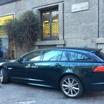 Jaguar XF Station