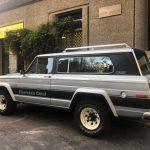 Jeep Cherokee Chief Laredo 1982