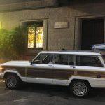 Jeep Grand Wagoneer 1987