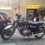 Kawasaki Z 1000, 1975