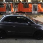 La Fiat 500 di Paolo