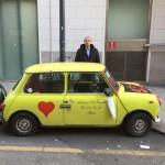La Mini di Mr. Bean!