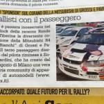 La Tiny Mitsubishi su Autosprint do Marzo 2015! Siamo famosi adesso!