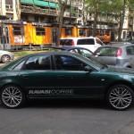 La mitica Audi S4 di Dario Ravasi, di Ravasi Corse