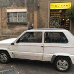 La mitica Fiat Panda Italia 90