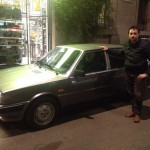 Lancia Prisma Integrale 1987