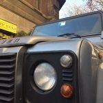 Land Rover!