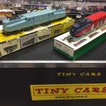 Locomotive elettriche GG1, livree celebrative American RR e Conrail Spirit of '76, scala H0 1:87, marche rispettivamente AHM e Mehano