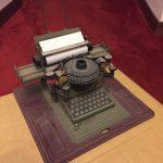 Macchina da scrivere giocattolo anni '60 Gesha made in Western Germany