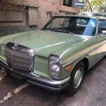 Mercedes 280CE 1971