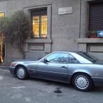 Mercedes 300 SL-24 1989
