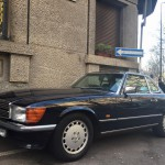 Mercedes 300SL 1987