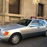 Mercedes 500 SE 1992