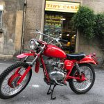 Moto Guzzi Stornello 125 Regolarita' 1966