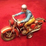 Motocicletta Tippco, Germany anni '50