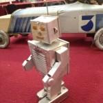 Nando, l'unico robot prodotto in Italia, 1948.