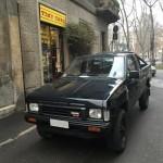 Nissan King Cab 1989