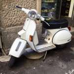 Piaggio Vespa PX 125 E, 1984