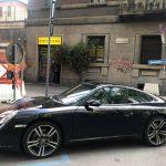 Porsche 911 997 Black Edition 2011