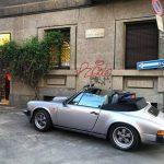 Porsche Carrera Cabrio giubileo 1988