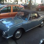 Rarissima Osi 1200 cabrio del 1964